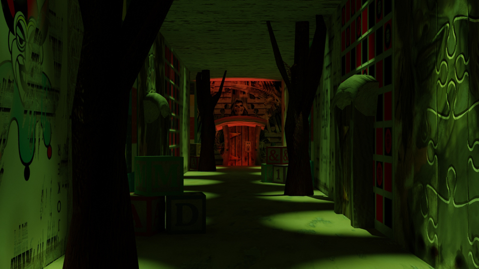 Game Corridor Stage 5